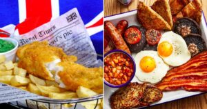 UK foods