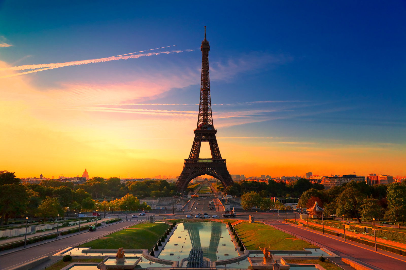 Moving to Paris, France